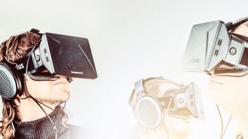 VR wallpaper